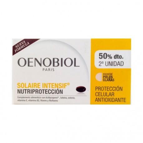 DUPLO Oenobiol Solaire Intensif Nutriprotección  30 Caps.
