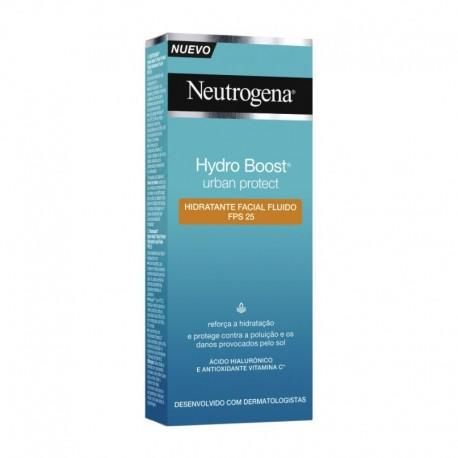Neutrogena Hydro Boost Urban Protect SPF 25 Fluido Hidratante Facial