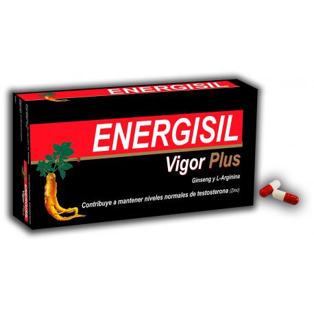 Energisil Vigor Plus 30caps