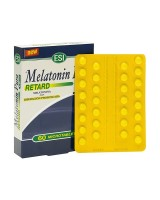 Esi Melatonin Pura Retard 1.9 Mg 60 Tabletas Accion Retard
